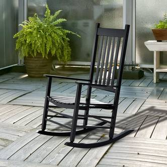 Outsunny Porch Rocking Chair