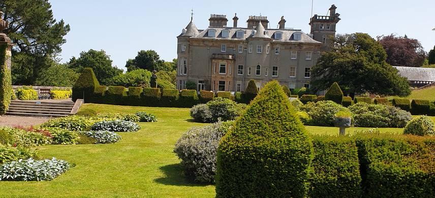 Finlaystone Gardens