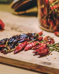Feeling the cold? Turn up the heat and grow chillies!