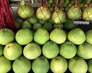 A photo of Pomelo