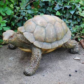 Large Tortoise Garden Animal Ornament