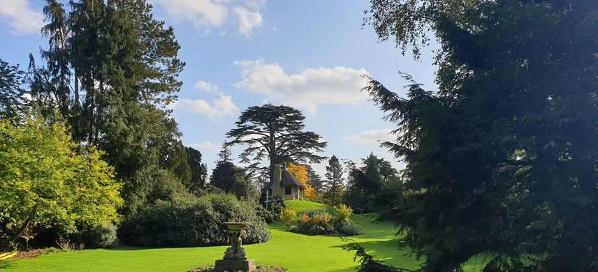 Swiss Garden at Shuttleworth
