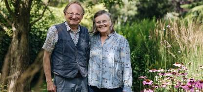 Kathy and Simon Brown