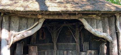 Witch house at Hestercombe