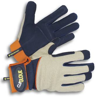General Purpose Gloves by Clip Glove - Mens (Large)