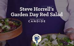 A simple Garden Day recipe with Steve Horrell