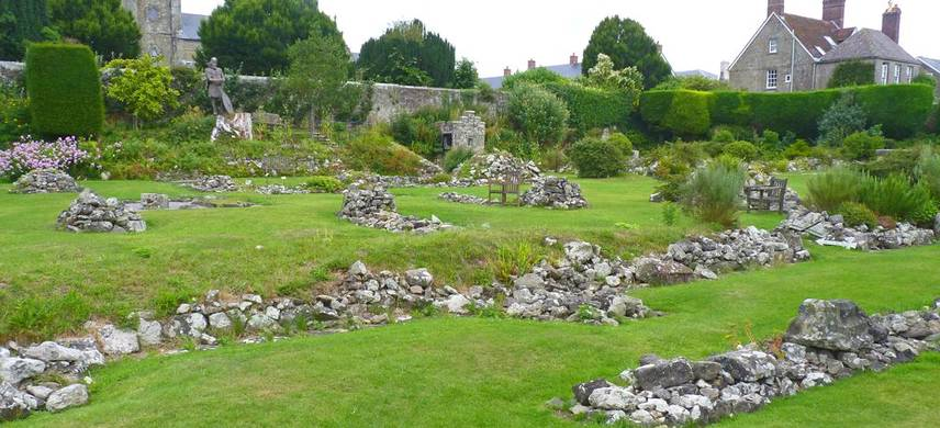 Shaftesbury Abbey Ruins (CC BY-SA 2.0)